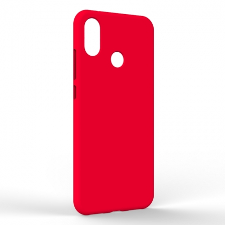 Чехол-накладка Xiaomi A2/6X Monochromatic Red