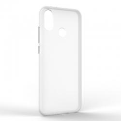 Чехол-накладка Xiaomi A2/6X Monochromatic White
