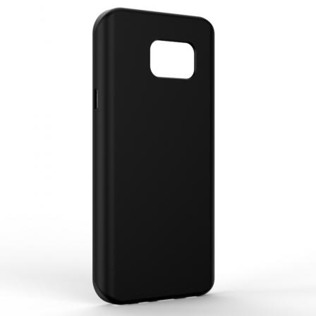 Чехол-накладка Meizu M Note6 Monochromatic Black