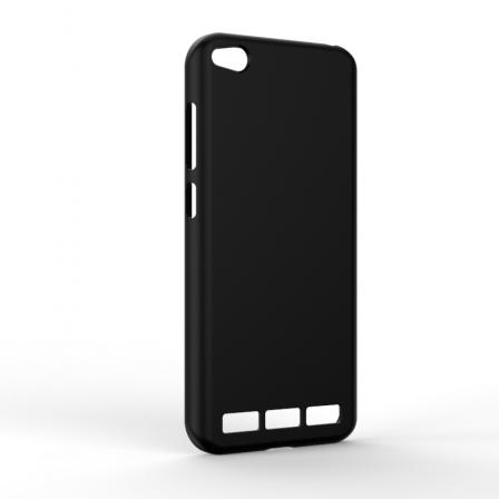 Чехол-накладка Xiaomi Redmi 5A Monochromatic Black