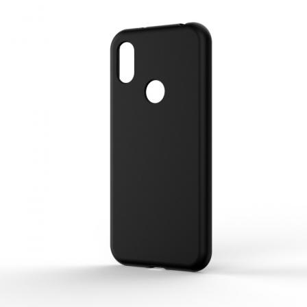 Чехол-накладка Xiaomi Redmi S2 Monochromatic Black