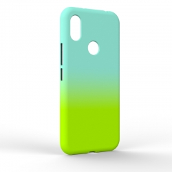 Чохол-накладка Xiaomi Redmi S2 Gradient Blue-Green