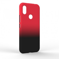 Чохол-накладка Xiaomi Redmi S2 Gradient Red-Black