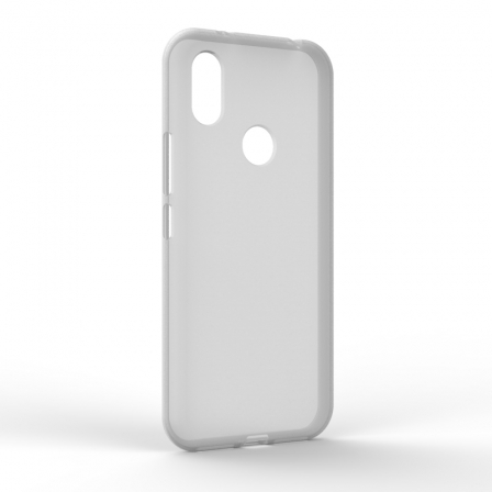 Чохол-накладка Xiaomi Redmi S2 Monochromatic White