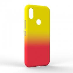 Чехол-накладка Xiaomi Redmi S2 Gradient Yellow-Red
