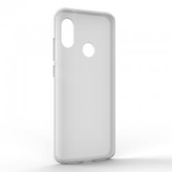 Чохол-накладка Xiaomi A2 Lite Monochromatic White