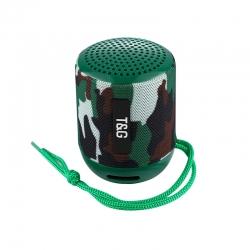 Портативна Bluetooth-колонка TG-129 Black