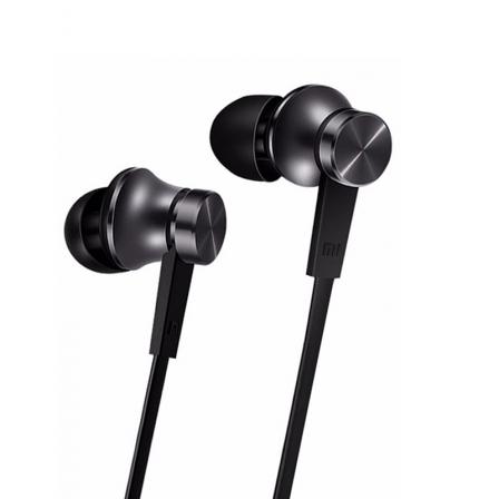 Навушники Xiaomi Mi In-ear Headphones Piston Fresh Peaker Black