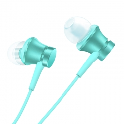 Наушники Xiaomi Mi In-ear Headphones Piston Fresh Peaker Blue