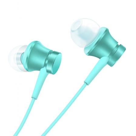 Навушники Xiaomi Mi In-ear Headphones Piston Fresh Peaker Blue