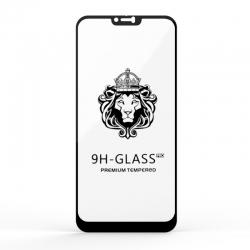 Защитное стекло Glass 9H Xiaomi Mi8 Black