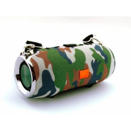 Портативна Bluetooth-колонка Xtemre Military
