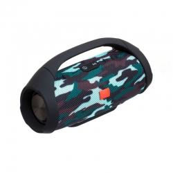 Портативная Bluetooth-колонка BoomBox Mini Military
