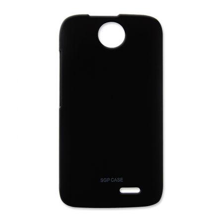 Чехол-накладка Lenovo S898T black