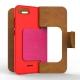 Чехол-книжка Xiaomi Redmi 6A Gold