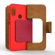 Чехол-книжка Xiaomi Redmi Note 6 Pro Red