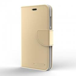 Чехол-книжка Jeans model Xiaomi Redmi 6A Gold