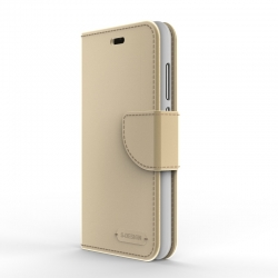 Чехол-книжка Samsung Galaxy A6 Gold