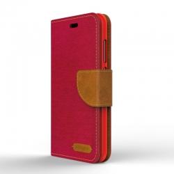 Чехол-книжка Samsung Galaxy J2 Red