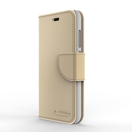 Чехол-книжка Samsung Galaxy J6 Gold