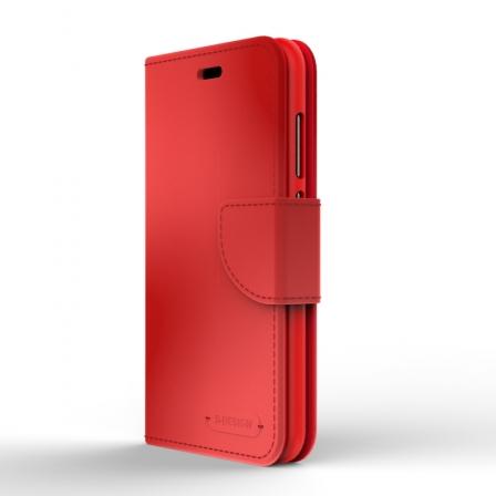Чехол-книжка Samsung Galaxy J6 Red
