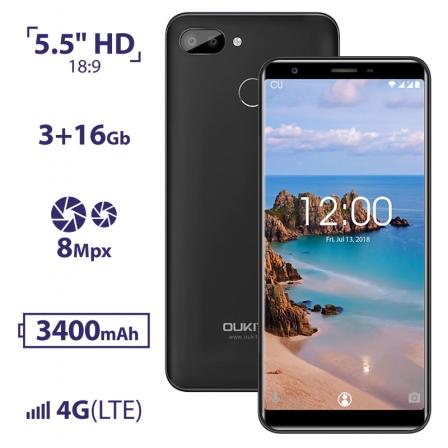 Oukitel C11 Pro Black