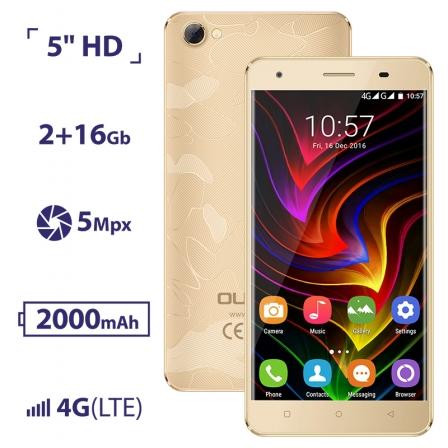 Oukitel C5 Pro Gold