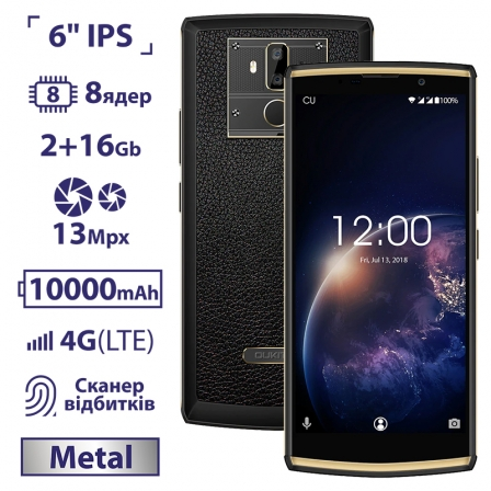 Oukitel K7 Power Black