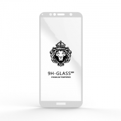 Захисне скло Glass 9H Honor 7A White