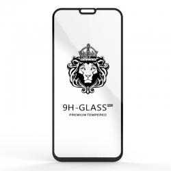 Захисне скло Glass 9H Honor 8X Black