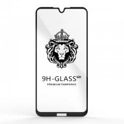 Защитное стекло Glass 9H Honor 8X Max Black