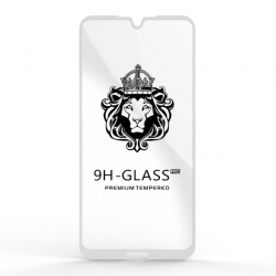 Защитное стекло Glass 9H Honor 8X Max White
