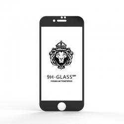 Защитное стекло Glass 9H iPhone 7/8 Black