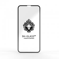 Защитное стекло Glass 9H iPhone X Black