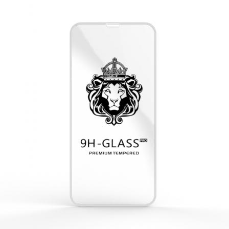 Защитное стекло Glass 9H iPhone X White