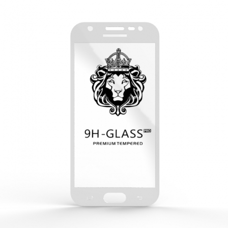 Защитное стекло Glass 9H Samsung Galaxy J3 J330 White