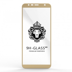 Защитное стекло Glass 9H Samsung Galaxy J5 J530 Gold