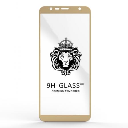Захисне скло Glass 9H Samsung Galaxy J5 J530 Gold