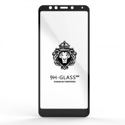 Захисне скло Glass 9H Xiaomi Redmi 5 Black