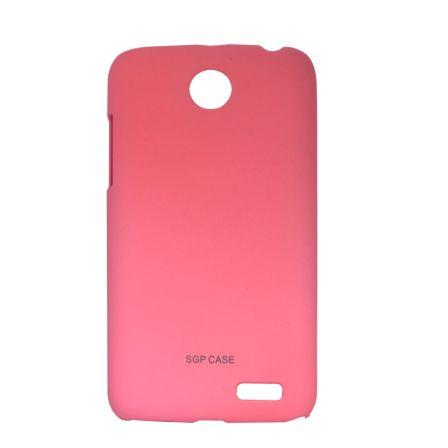 Чехол-накладка Lenovo A369 pink