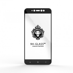 Захисне скло Glass 9H Xiaomi Note 5A Black