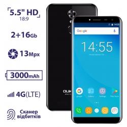 Oukitel C8 4G Black (Уценка)