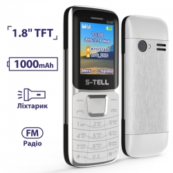 S-TELL S1-07 White (Уцінка)