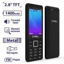 S-TELL S5-05 Black (Уцінка)