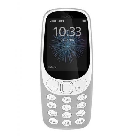 Nokia 3310 Dual SIM Gray (Уценка)