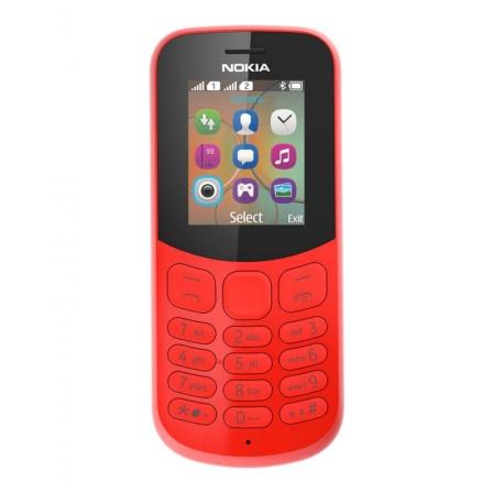 Nokia 130 Dual SIM Red (Уценка)
