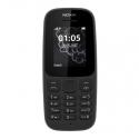 Nokia 105 Single SIM New Black (Уценка)