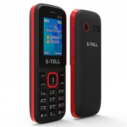 S-TELL S1-09 Black Red (Уцінка)