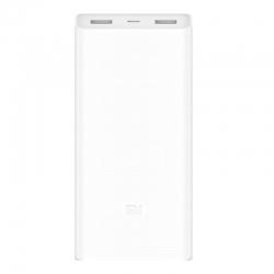Зовнішній акумулятор Xiaomi Mi Powerbank 2C 20000 mAh White