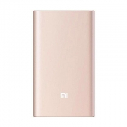 Зовнішній акумулятор Xiaomi Mi Pro 10000 mAh Gold